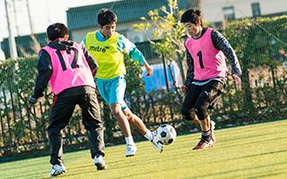 サッカー部/男子・女子