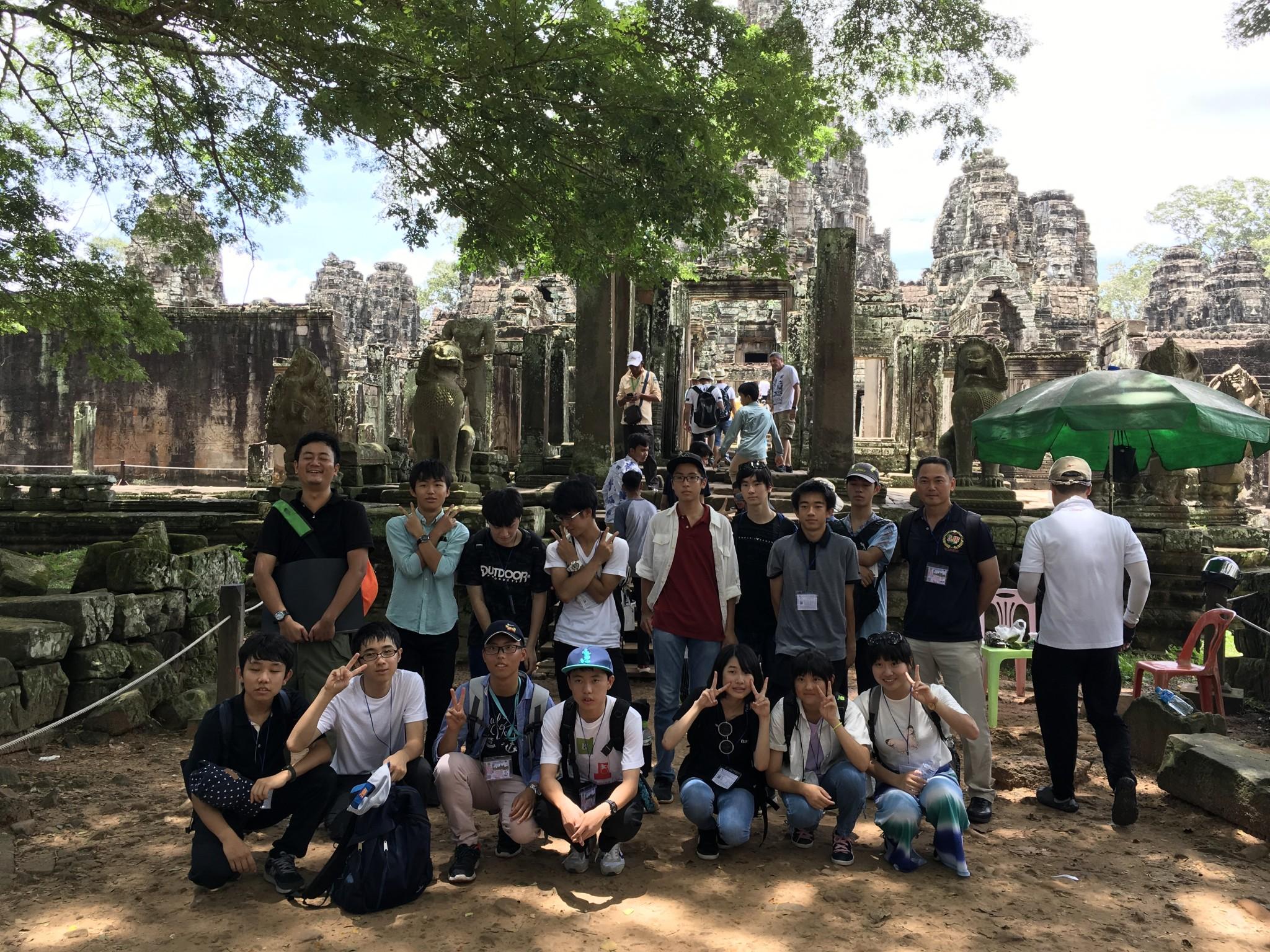 カンボジア社会貢献活動