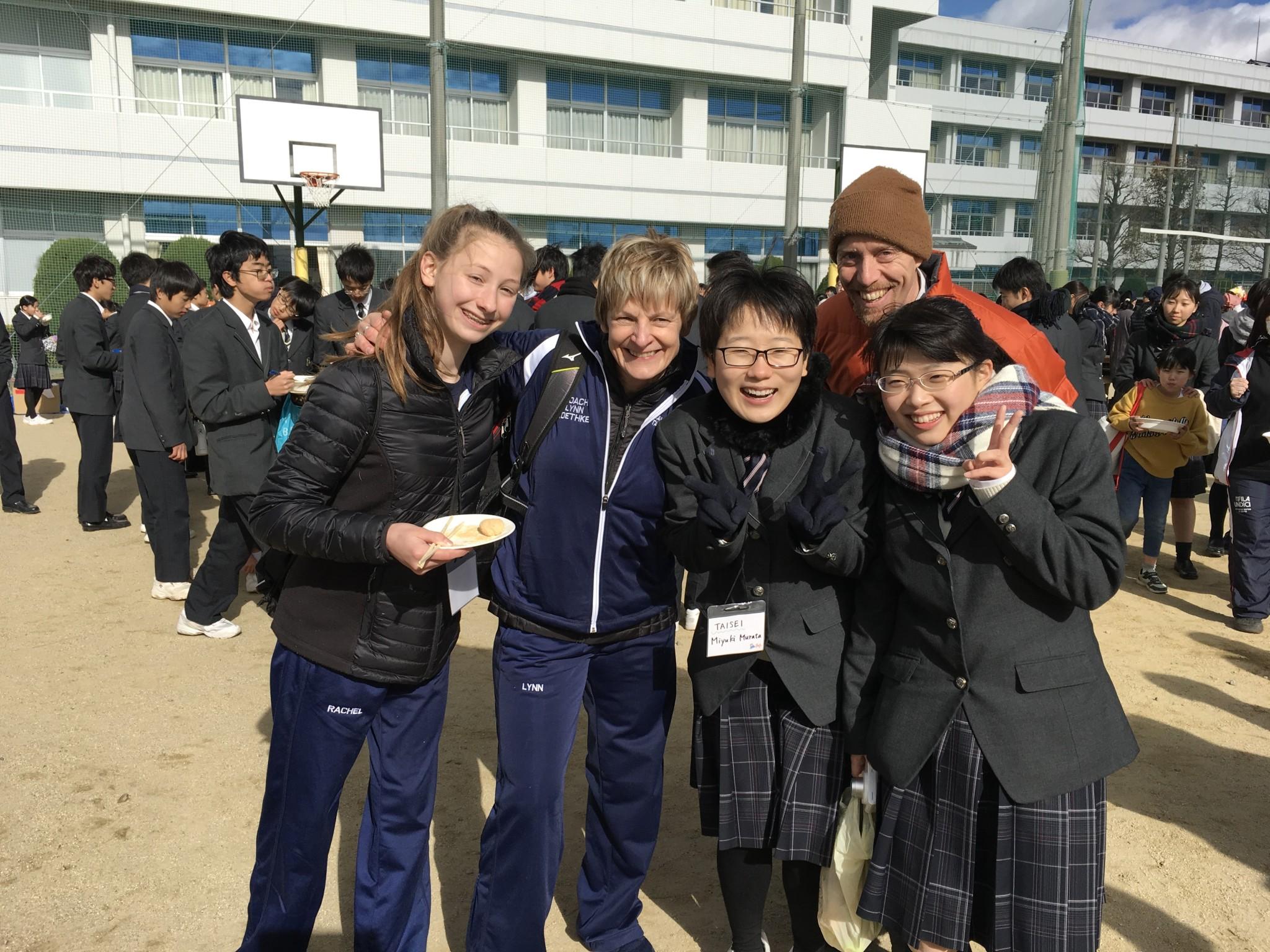 アメリカ柔道チーム