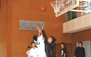 バスケットボール部/男子