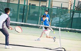 硬式テニス部/男子