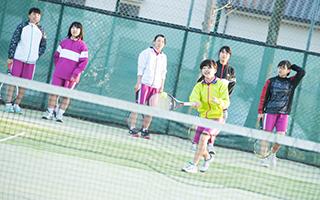 硬式テニス部/女子